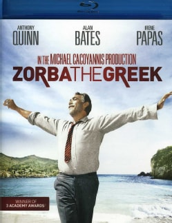 Zorba The Greek (Blu-ray Disc)