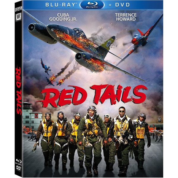 Red Tails (Blu-ray Disc) 8953616