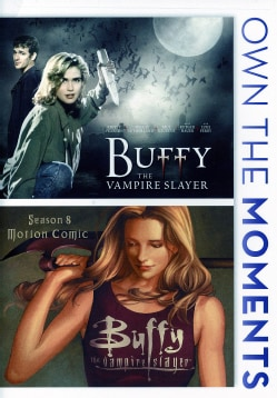 Buffy The Vampire Slayer/Buffy Season 8 Motion Comic (DVD)