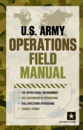 U.S. Army Operations Field Manual (Paperback)