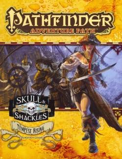 Skull & Shackles: Tempest Rising (Paperback)