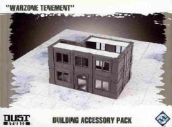 Warzone Tenement Building Accessory Pack (Game)