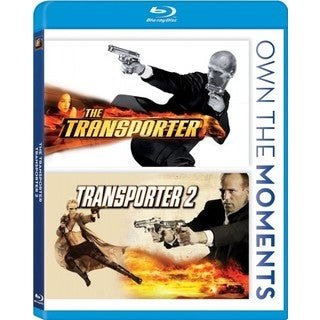 The Transporter/Transporter 2 (Blu-ray Disc)