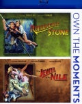 Romancing The Stone/Jewel Of The Nile (Blu-ray Disc)