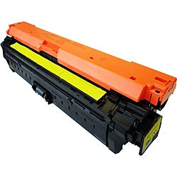 HP Color LaserJet CE742A Compatible Yellow Toner Cartridge