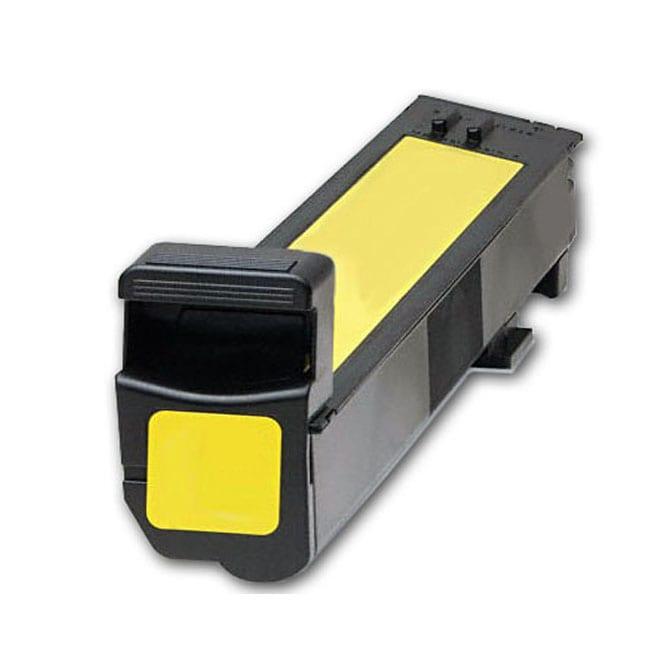 NL-Compatible Color LaserJet CE382A Compatible Yellow Toner Cartridge