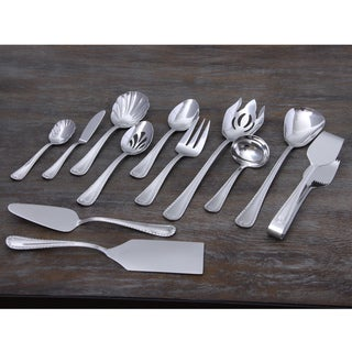 Reed and Barton Wakefield 84-piece Flatware Set