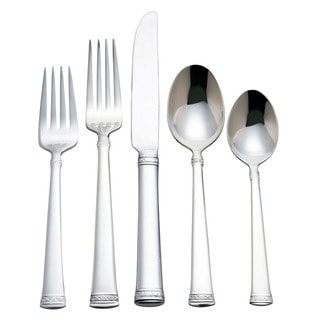 Reed and Barton Diamond Braid 67-piece Flatware Set