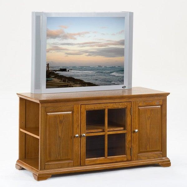 Bernards Oak Television Stand