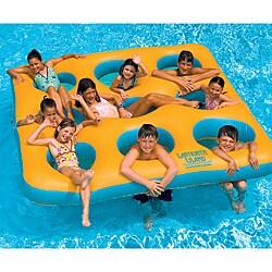 Swimline Labyrinth Island Inflatable Pool Toy