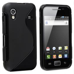BasAcc Black TPU Rubber Case for Samsung Galaxy Ace GT-S5830