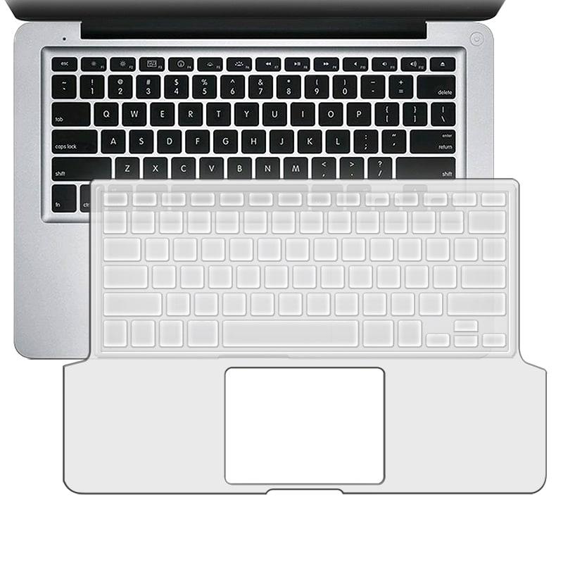 INSTEN Soft Silicone Skin 13-inch Keyboard Shield for Apple MacBook Pro