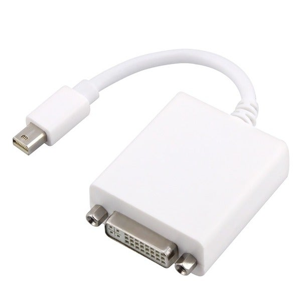 Insten Mini DisplayPort to DVI Male to Female Adapter