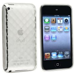 BasAcc Clear Diamond TPU Skin Case for Apple iPod Touch 4th Generation