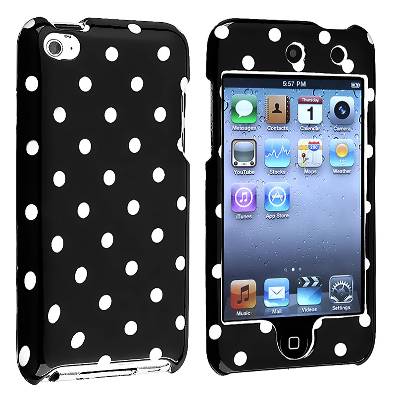 INSTEN Snap-on iPod Case Cover for Apple iPod Touch 4th Generation