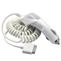 MYBAT White Car Charger for Apple iPod AP21CHAGCAR08