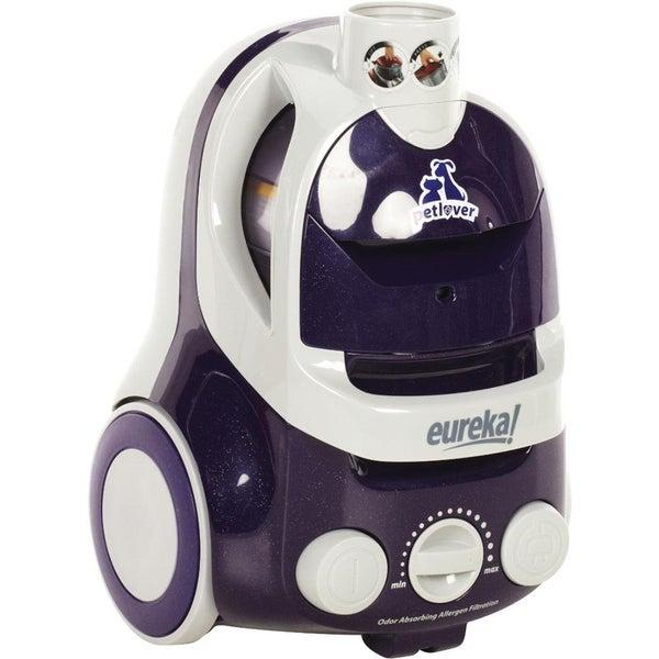 Eureka PetLover Bagless Canister Vacuum