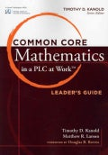 Common Core Mathematics in a PLA at Work (Paperback)