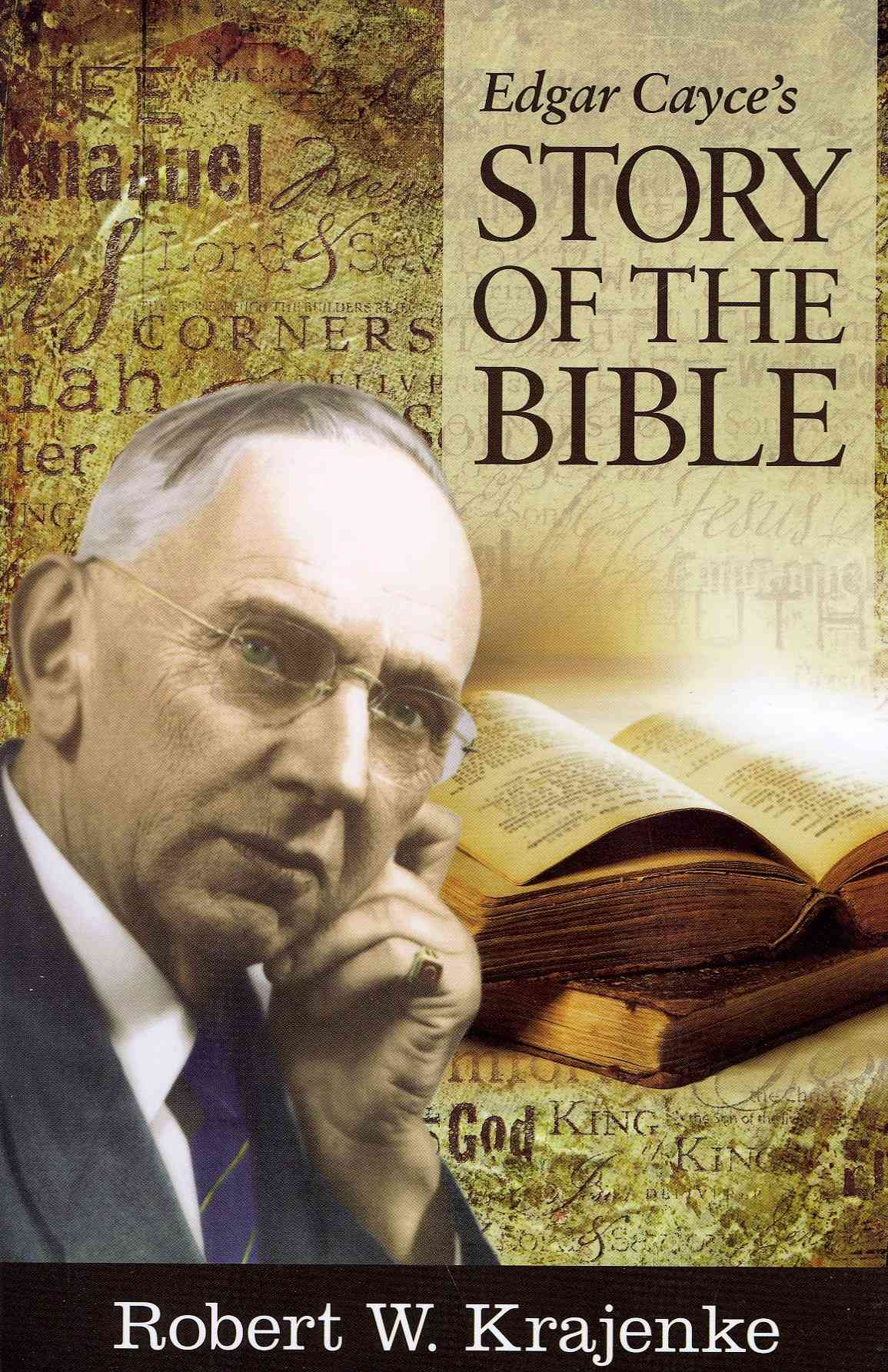 Edgar Cayce's Story of the Bible (Paperback)