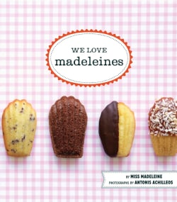 We Love Madeleines (Hardcover)