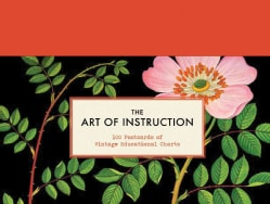 The Art of Instruction: 100 Postcards of Vintage Educational Charts (Postcard book or pack)