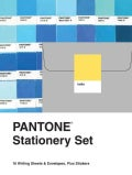 Pantone Stationery Set (Cards)