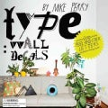 Type: Wall Decals: 200 Peel-and-stick Letters (General merchandise)