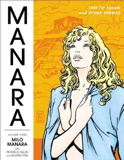The Manara Library 3 (Hardcover)