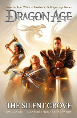 Dragon Age: The Silent Grove (Hardcover)