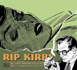 Rip Kirby 5: 1956-1959 (Hardcover)