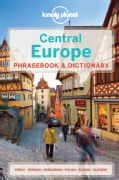 Lonely Planet Central Europe Phrasebook & Dictionary (Paperback)