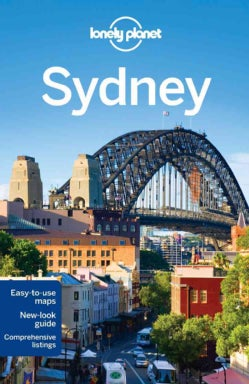 Lonely Planet City Sydney (Paperback)