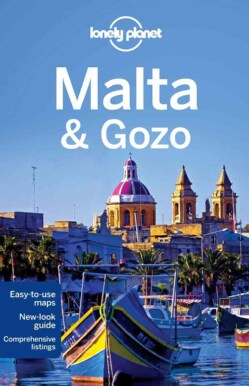 Lonely Planet Malta and Gozo (Paperback)