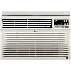 LG Energy Star 24,500 BTU Window Air Conditioner with Remote (Refurbished)