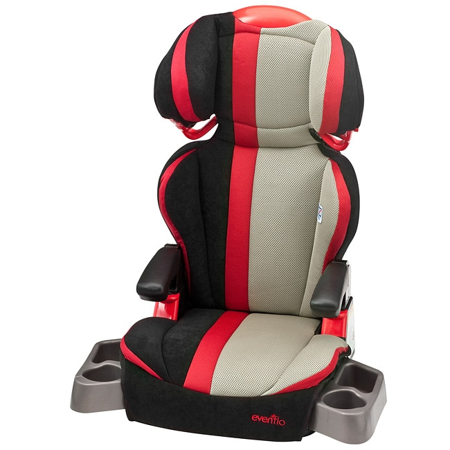 Evenflo Big Kid DLX Booster Car Seat in Washington