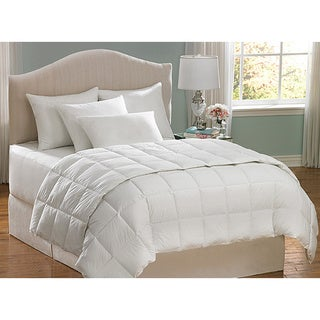 AllerEase Hot Water Washable Twin-size Hypoallergenic Comforter
