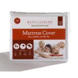 Rest Assure Waterproof Queen-size Mattress Cover