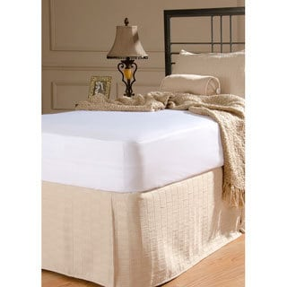 Rest Assure Waterproof Cotton Twin-size Mattress Cover
