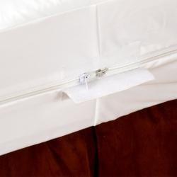 Rest Assure Waterproof Cotton King-size Mattress Encasement