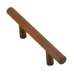 Stone Mill Hardware Oil-rubbed Bronze Bar Pull (Pack of 10)