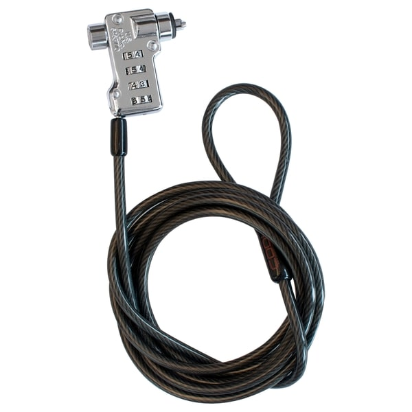 Codi 4 Digit Combination Cable Lock