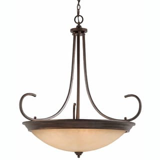 LaCosta 10-light English Bronze Pendant