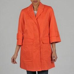 Nuage Women's Valencia Jacket in Mango