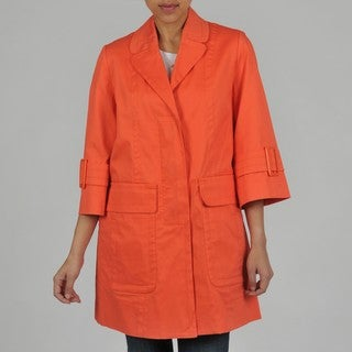 Nuage Women's Valencia Jacket in Mango