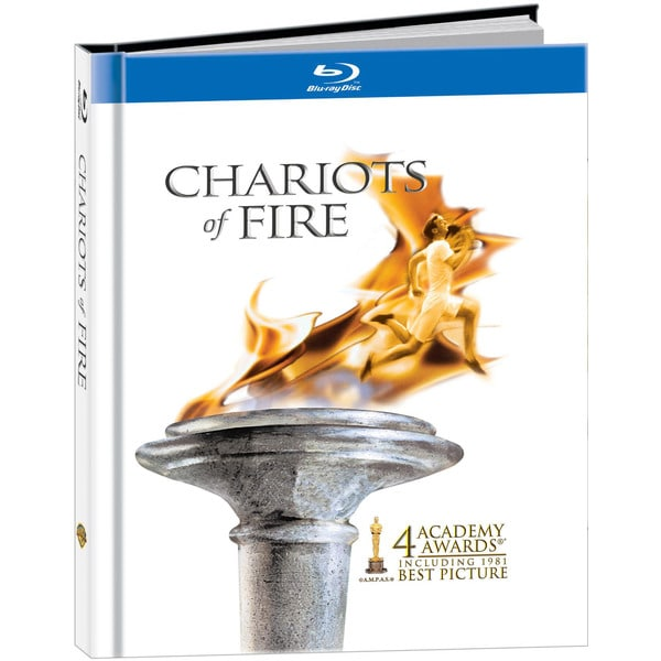 Chariots of Fire with Digibook (Blu-ray Disc) 8961017