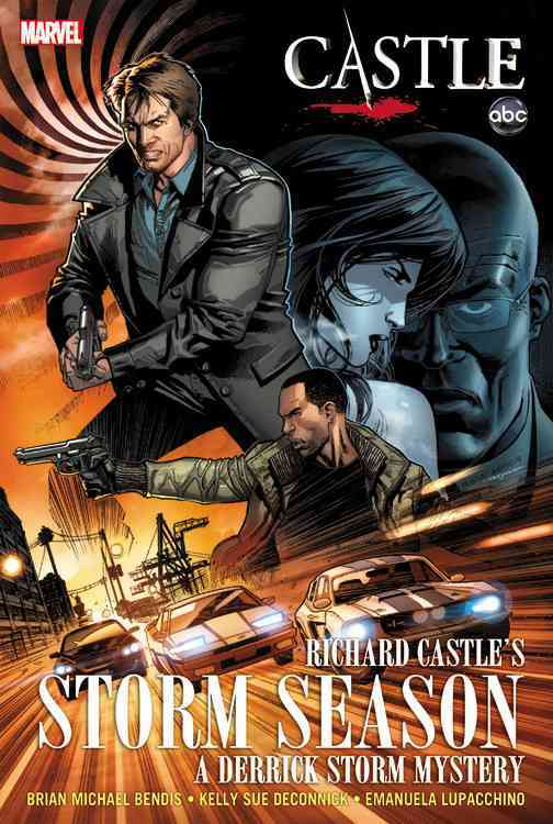Castle: Richard Castle's Storm Season (Hardcover)