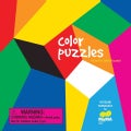Color Puzzles: 4 Double-Sided Puzzles (Board book)