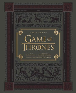 Inside HBO's Game of Thrones (Hardcover)