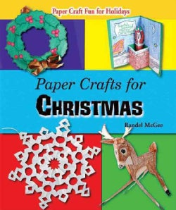Paper Crafts for Christmas (Paperback)