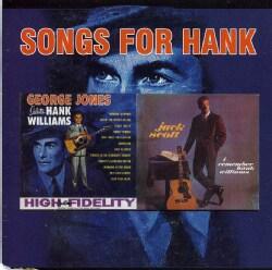 GEORGE & JACK SCOTT JONES - SONGS FROM HANK